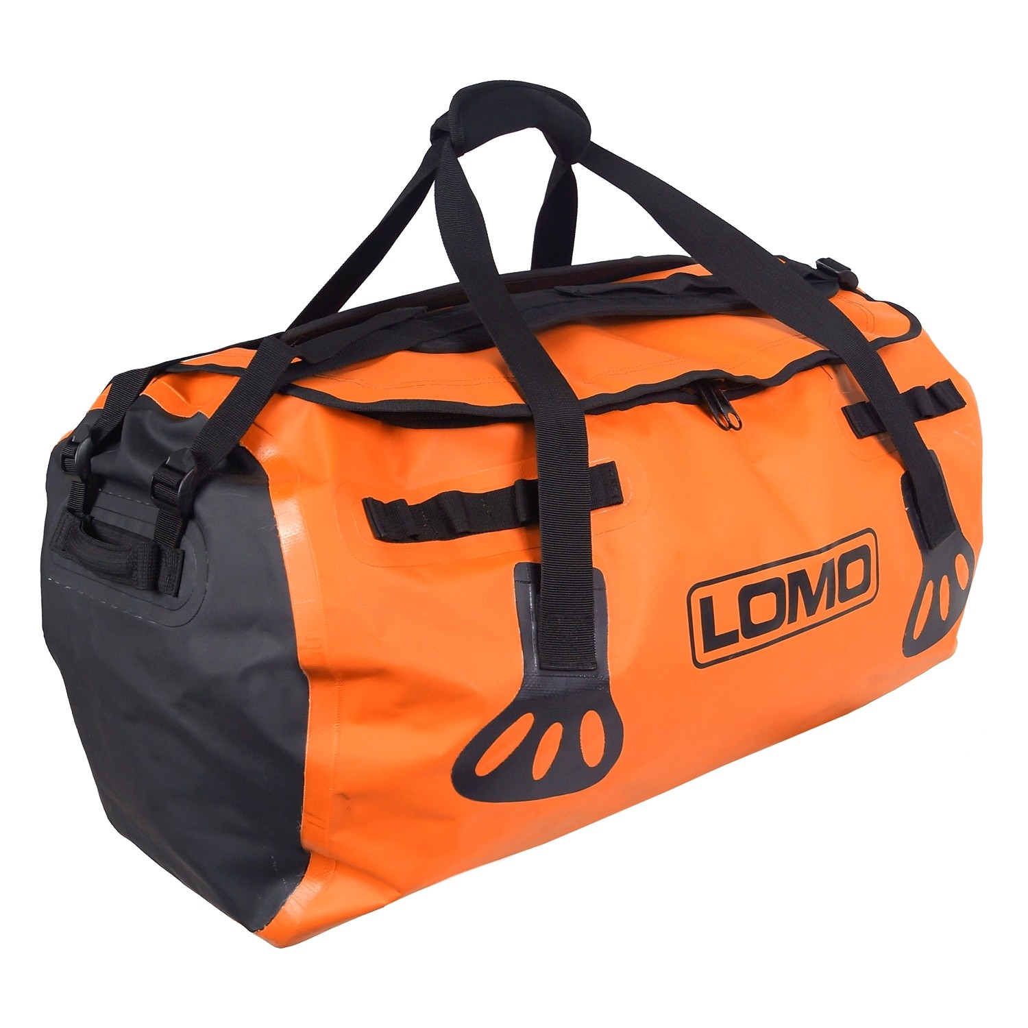 Blaze Expedition Holdall - Orange 60L