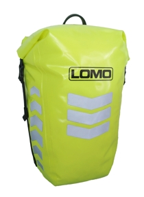 Dry Pannier Bag - High Visibility
