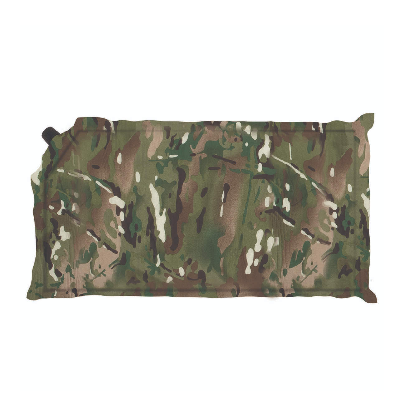 Highlander Base Self-Inflating Pillow - HMTC Camouflage