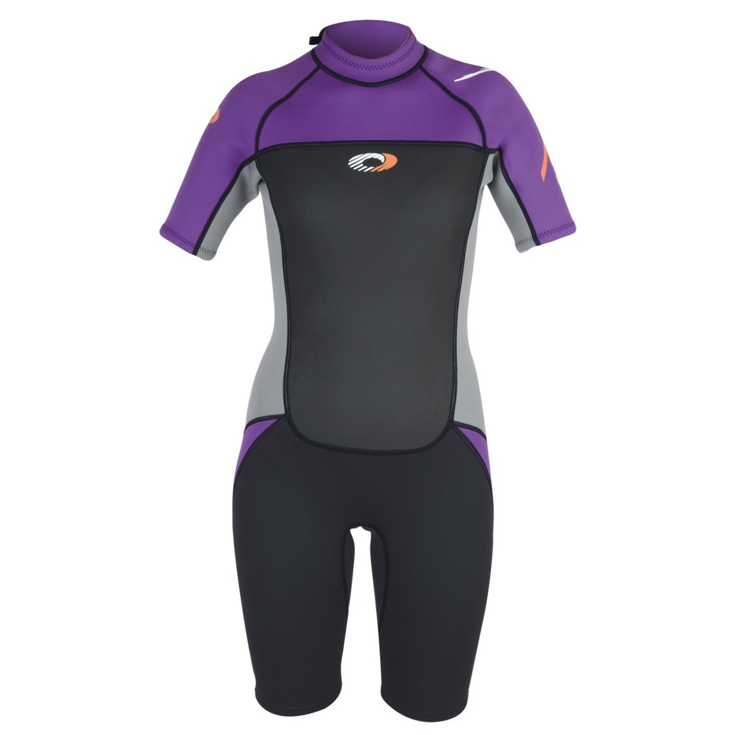 Osprey Origin Ladies Shorty Wetsuit - Purple