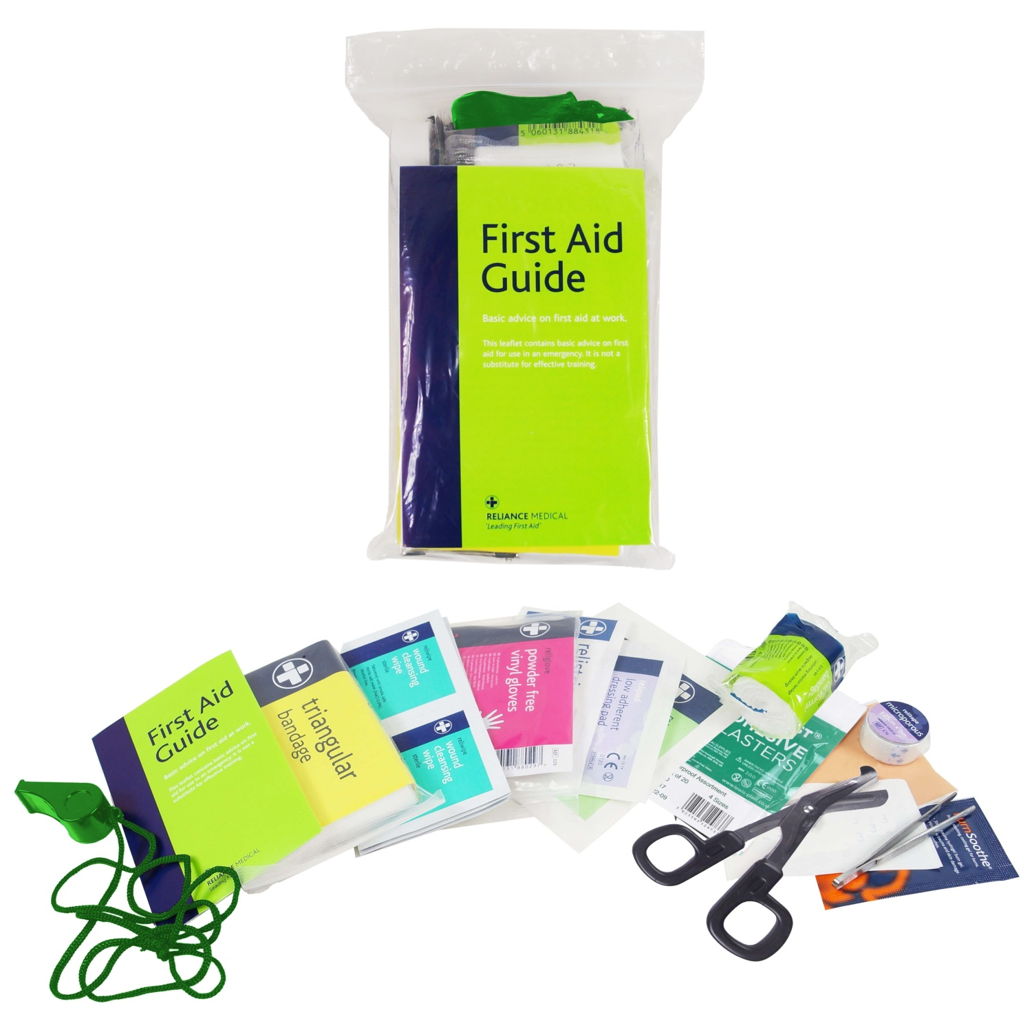 Lomo Personal First Aid Kit - Refill Pack