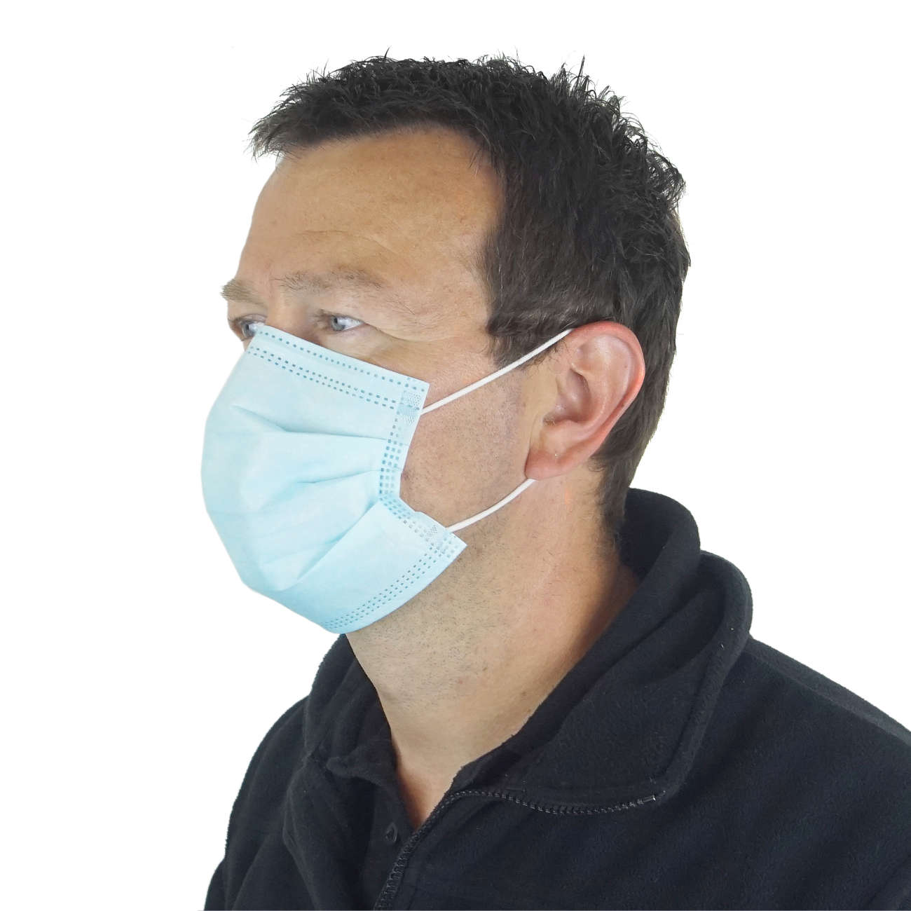Type IIR 3 Ply Face Mask - PPE - Box of 50