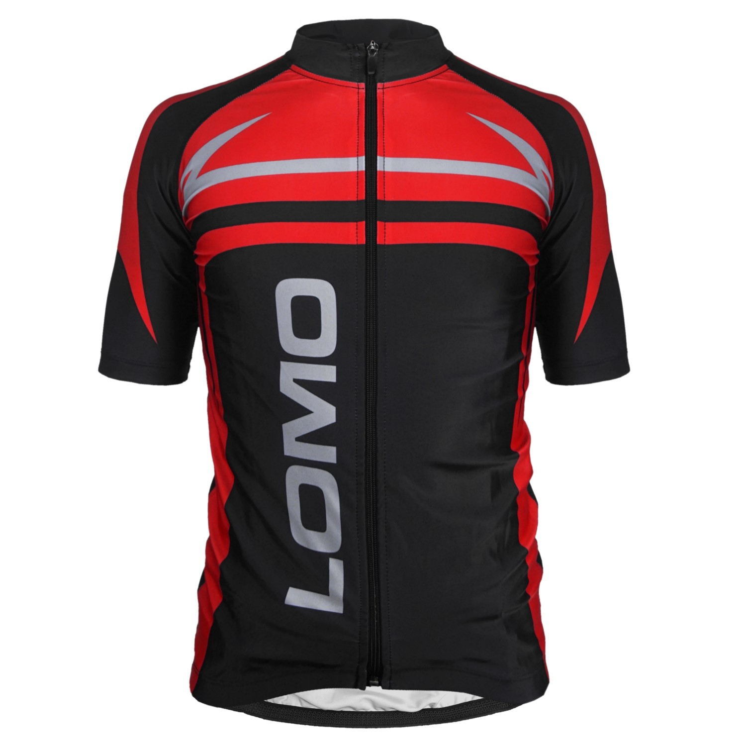 Lomo Short Sleeve Cycling Top - Full Zip