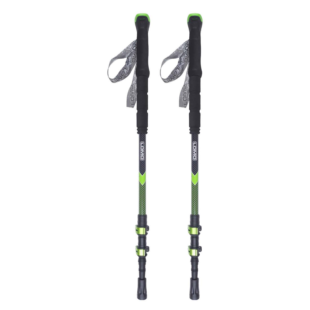 Aluminium Walking Poles - Pair