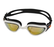 tinted swimming goggles
