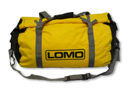 60L Dry Bag Holdall - Yellow
