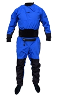 Renegade II Drysuit - Kayaking Drysuit - Blue