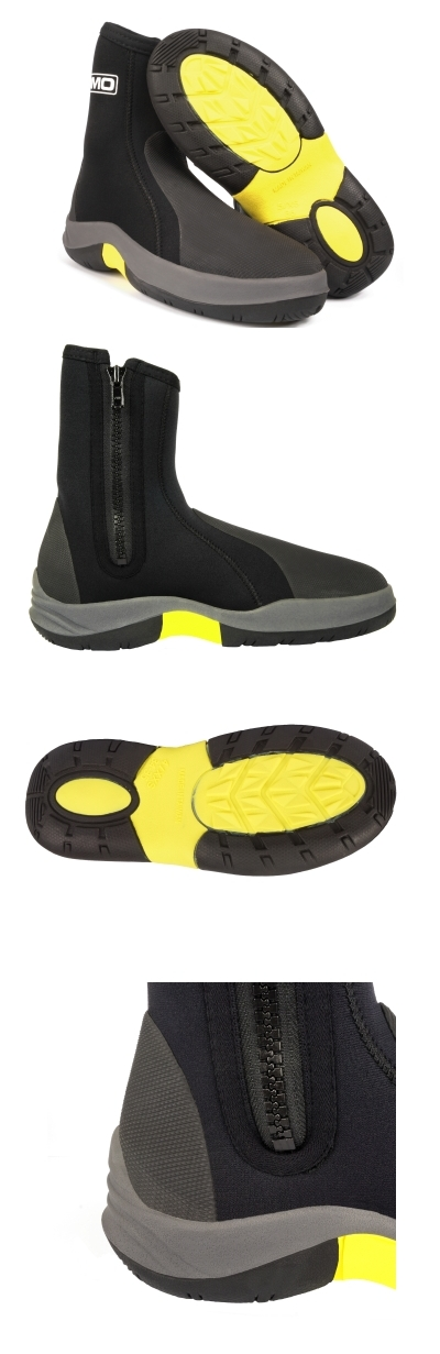 Wetsuit Boots From Lomo Uk 5mm Aqua Boot