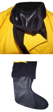 Drysuit Variations