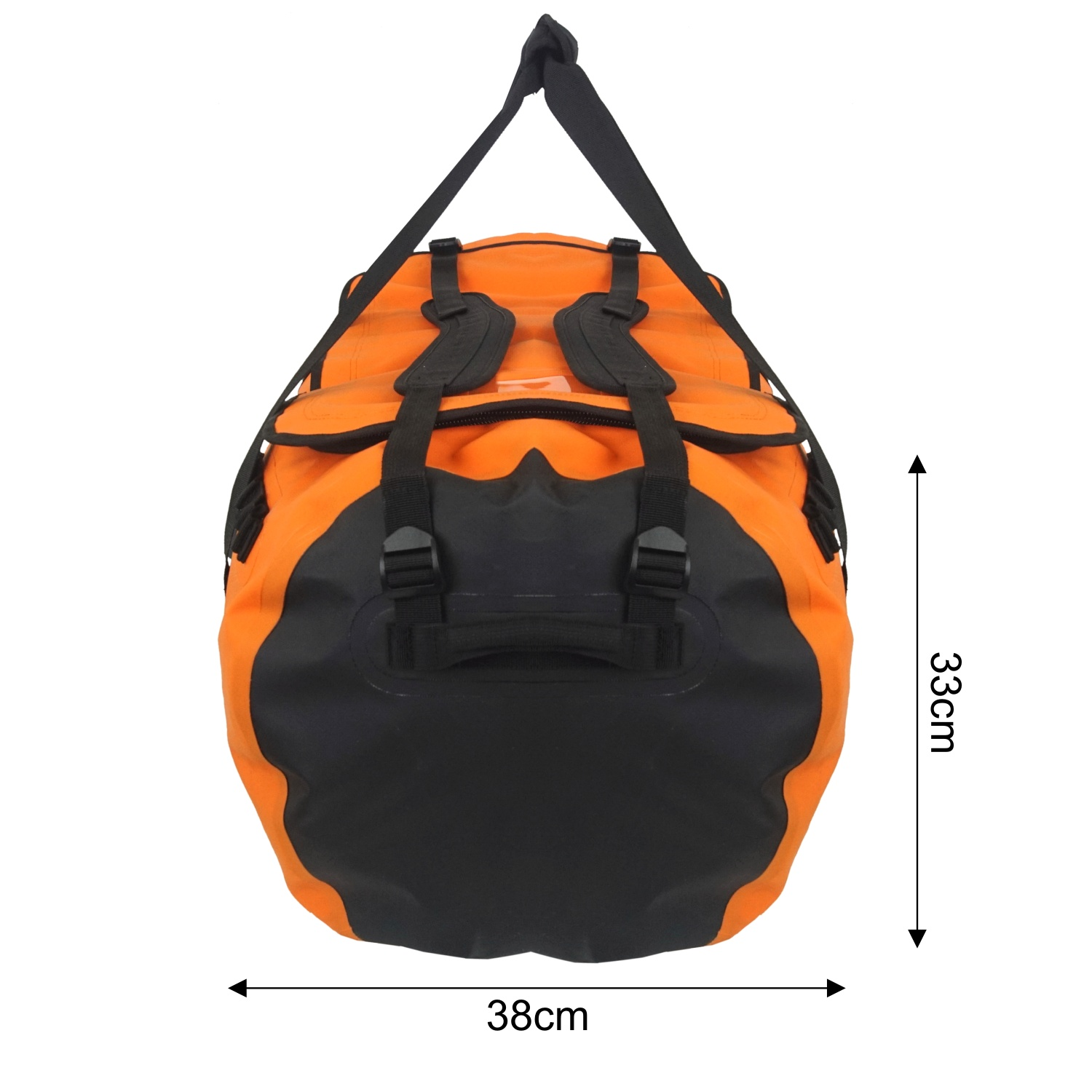 ... Blaze 100L Expedition Backpack Holdall - Width and Height Dimensions ... f27a175d2a02f