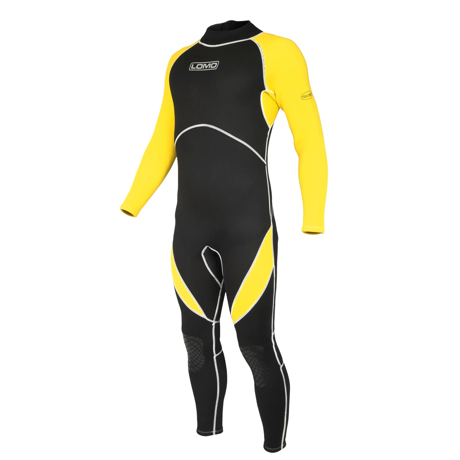 ae10b4434c1f0 Tempest Infants Wetsuit 3mm - Yellow   Black