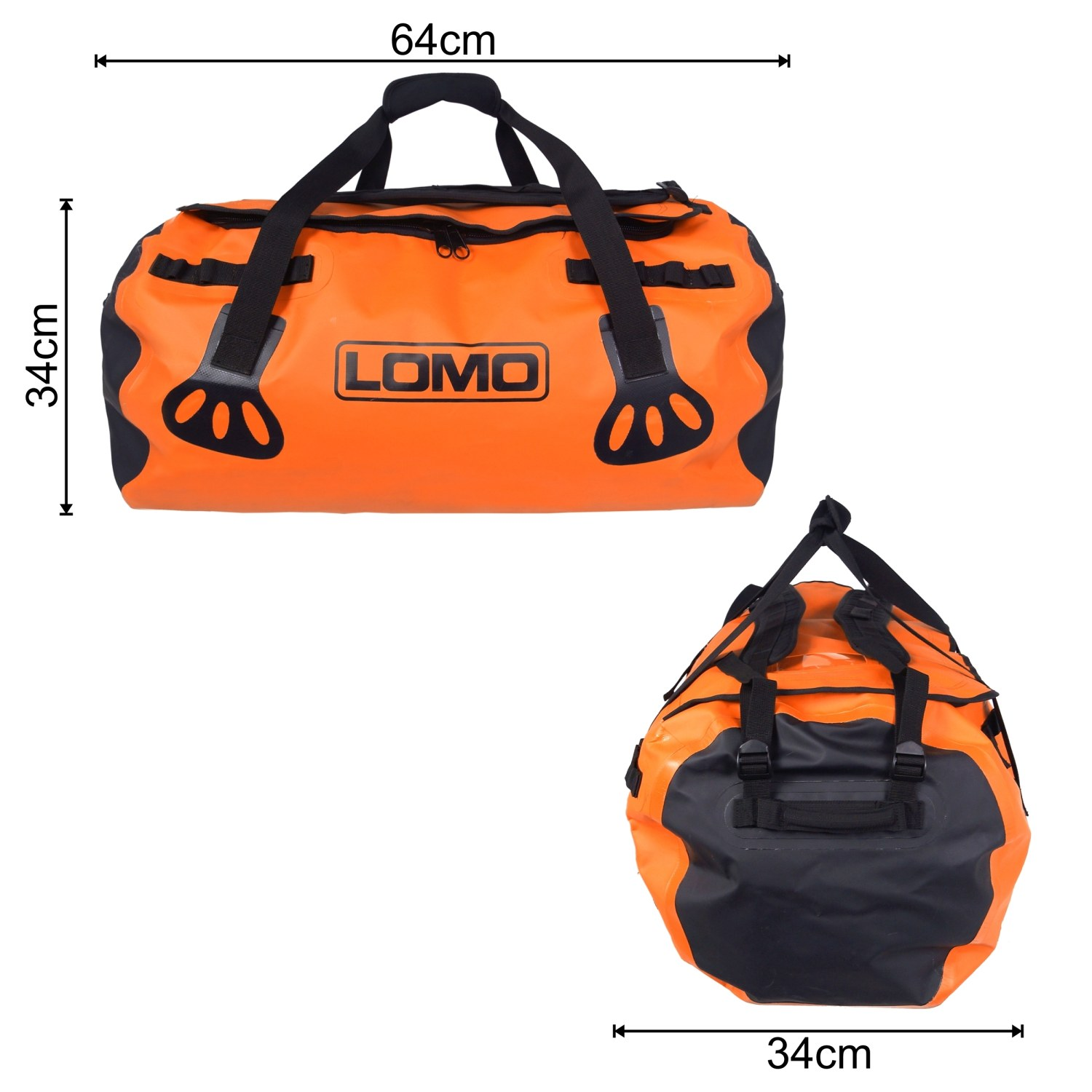 ... 60L Blaze Expedition Backpack Holdall - Dimensions c3eceee65adcd