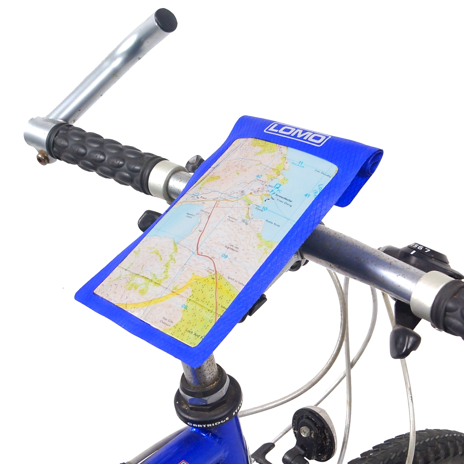 Bike Handle Bar Mount For Phone Or Map