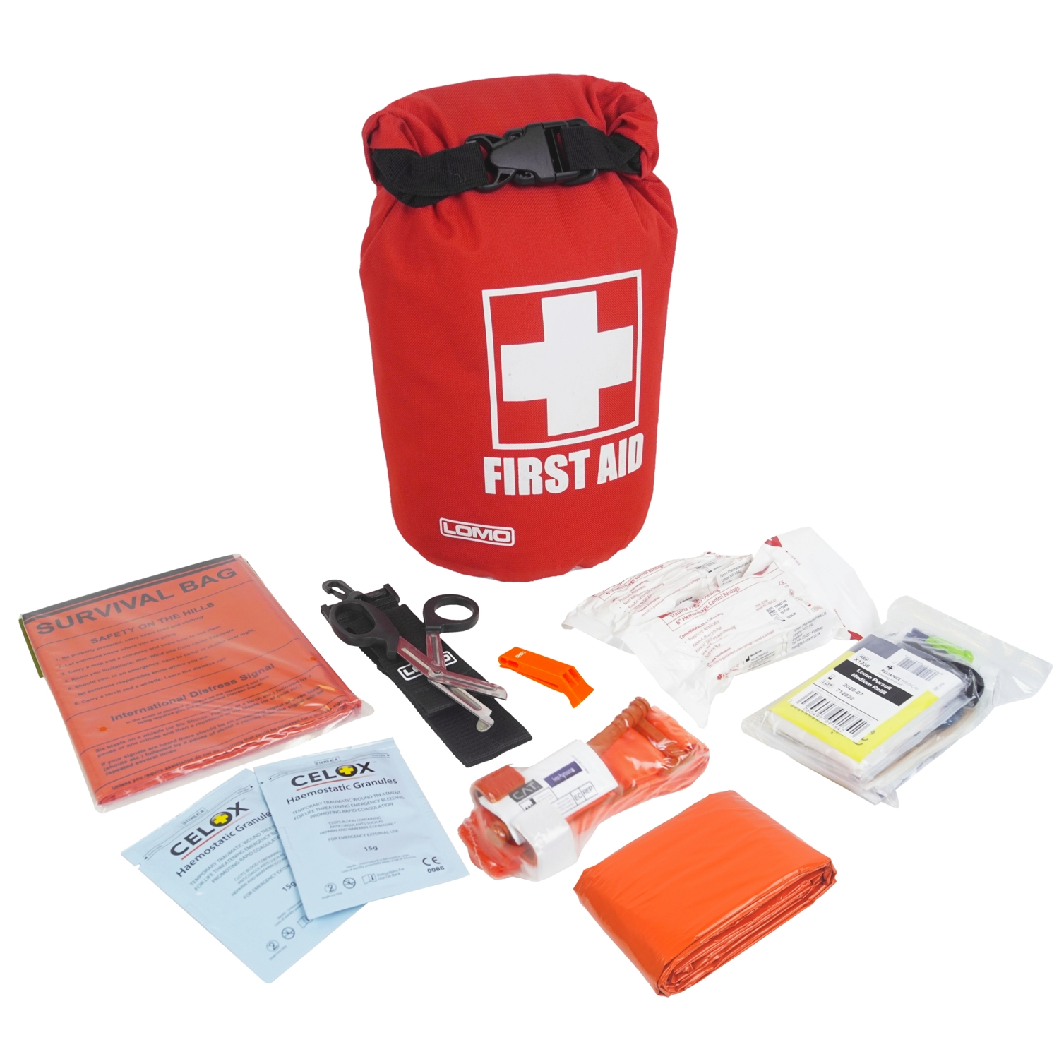 Outdoor and Forrestry First Aid Supplies
