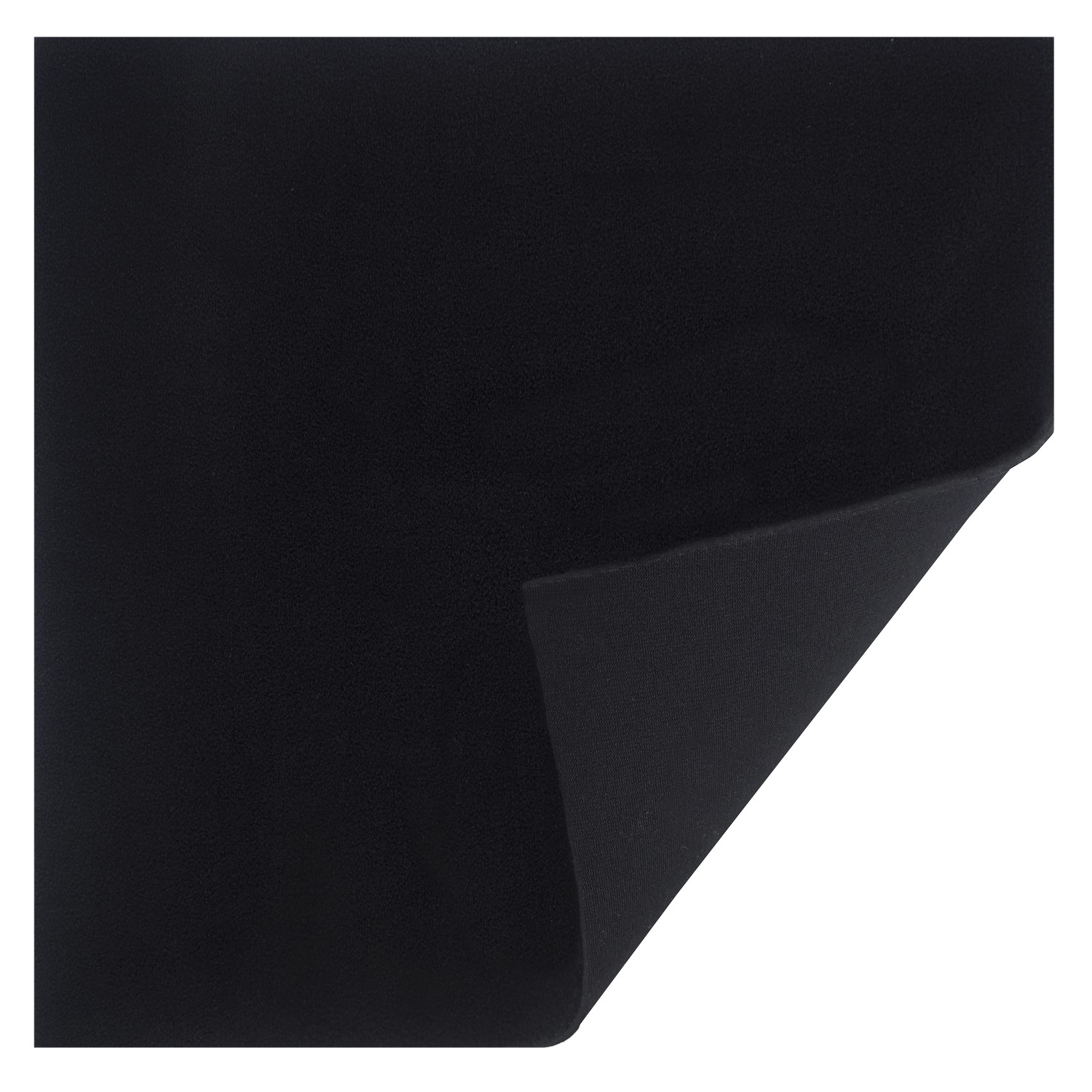 Small Neoprene Sheets 3Mm Double Lined 230Mm X 300Mm -1986