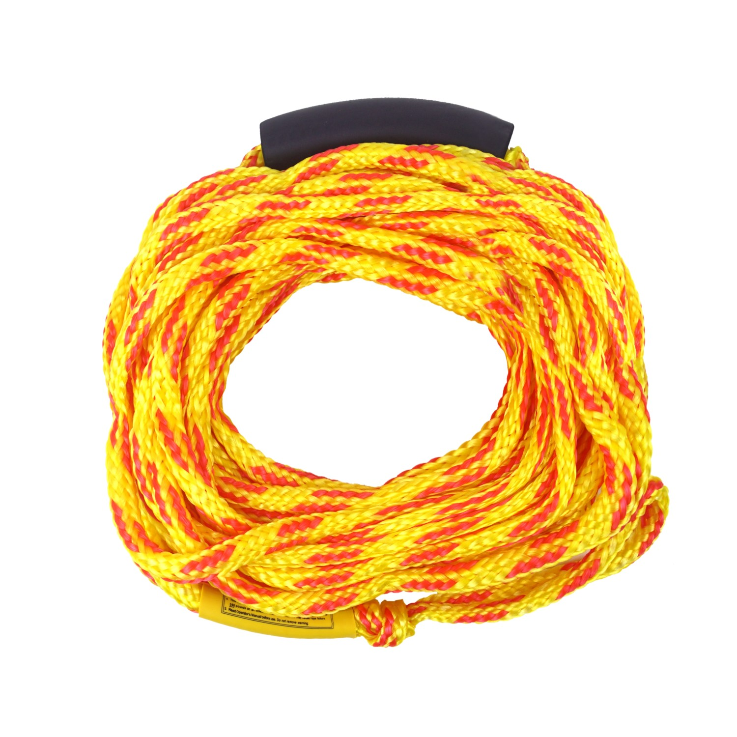 Spectra Pp Wakeboard And Waterski Handles Ropes Mainlines Water Ski Tow Harness Rope Yellow Red