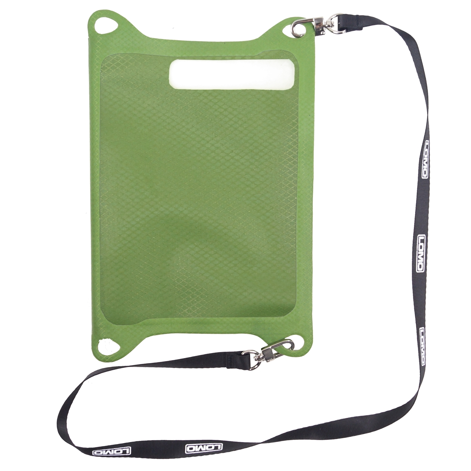 Vision Tablet Dry Bag - Small  Green-8886
